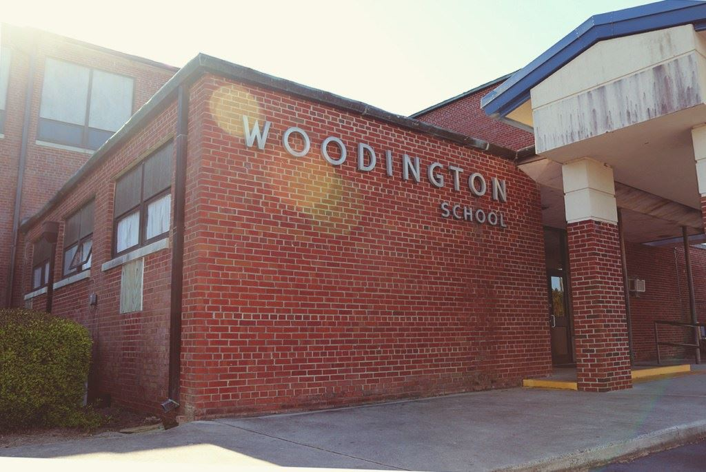 Woodington original lobby