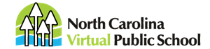 NC Virtual Public School logo